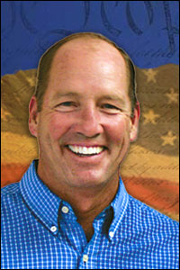 Candidate Ted Yoho