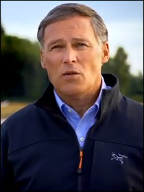 Jay Inslee (D)