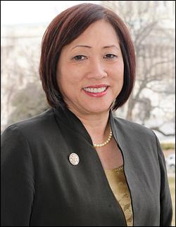 Rep. Colleen Hanabusa (D-HI-1)