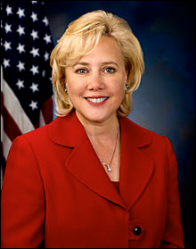 Sen. Mary Landrieu (D)