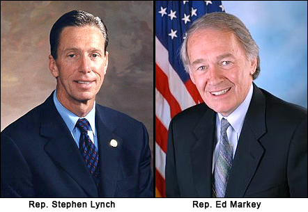 Rep. Lynch | Rep. Markey