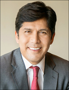 California Senate President Kevin de Leon (D-Los Angeles)