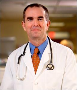 Lt. Gov. Ralph Northam (D) is also a pediatric neurosurgeon