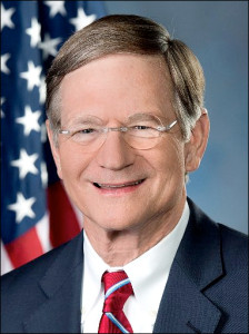 Texas US Rep. Lamar Smith (R-San Antonio)