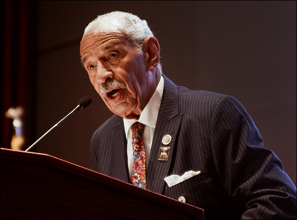 Michigan Rep. John Conyers (Facebook)