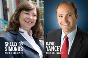 virginia-shelly-simonds-david-yancey-delegates