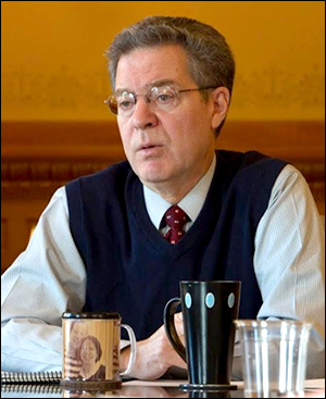Kansas Gov. Sam Brownback (R) | Facebook