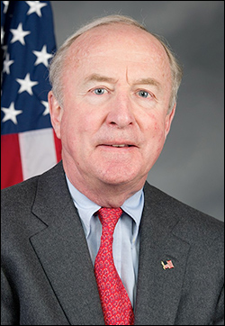 New Jersey Rep. Rodney Frelinghuysen  (R-Morristown)