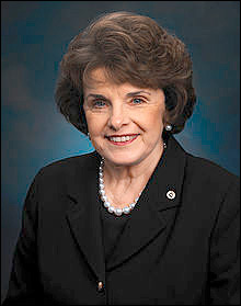 California Sen. Dianne Feinstein (D)