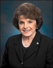 California Sen. Dianne Feinstein (D)