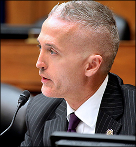 Rep. Trey Gowdy (R-Spartanburg, SC) | Facebook