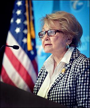 Veteran New York Rep. Louise Slaughter (D-Rochester) | Facebook