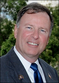 Six-term GOP Rep. Doug Lamborn (R-Colorado Springs)