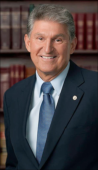 West Virginia Sen. Joe Manchin (D)