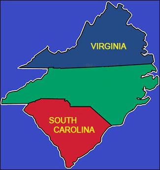 virginia-south-carolina-maps