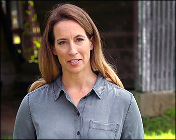 Navy veteran and attorney, Mikie Sherrill