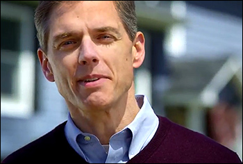 New Jersey state Assemblyman Jay Webber (R) | Photo from campaign ad