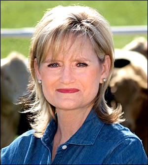 Mississippi Sen. Cindy Hyde-Smith (R)