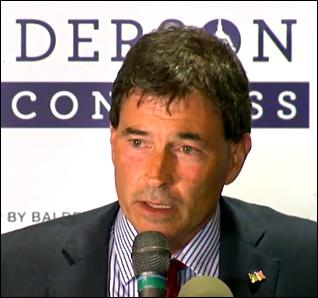 Troy Balderson (R)