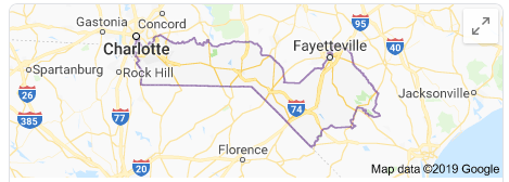 2019 North Carolina's 9th congressional district special election